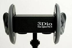 3dio Free Space Pro 2