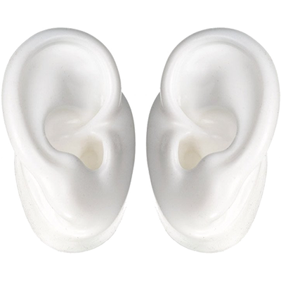 ASMR ear microphone
